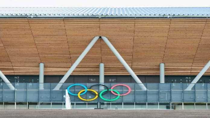 Aros de los Juegos Olímpicos Tokio 2020