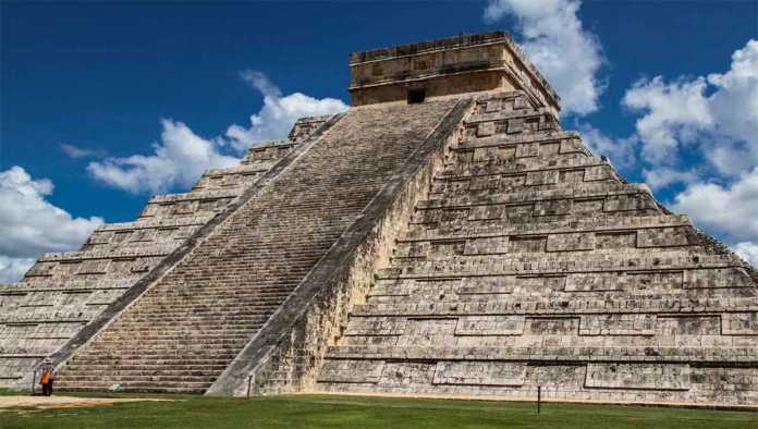 Chichen Itzá en Yucatán