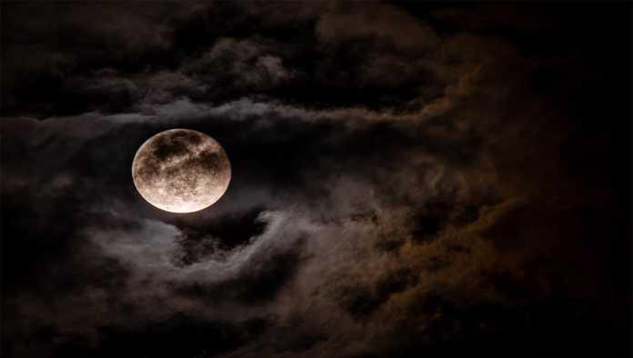 ¿Cómo ver la Luna Lobo, la primer luna llena del año?