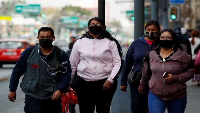 Habitantes de la Ciudad de México