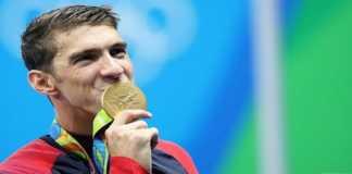Michael Phelps, medallista olímpico