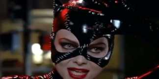 Michelle Pfeiffer interpreta a Catwoman