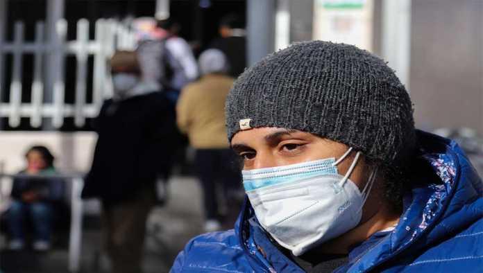 Una persona de Michoacán en pandemia