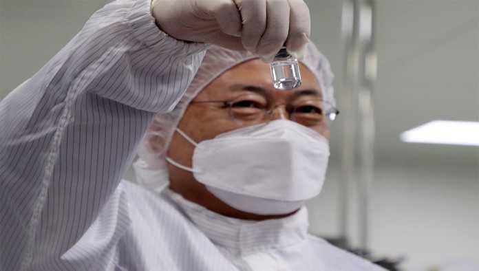 Novavax dice que su vacuna contra COVID-19 es 89.3% efectiva
