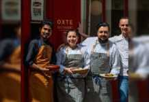 Restaurante Oxte gana premio Michelin