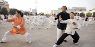 Tai Chi, patrimonio inmaterial de la Humanidad