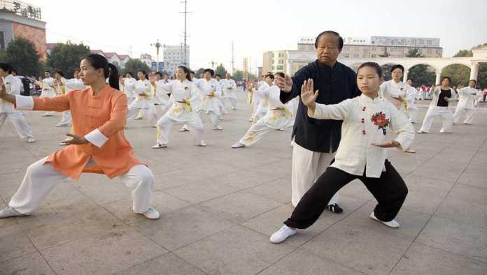 Tai chi es declarado Patrimonio Cultural inmaterial de la Humanidad por la UNESCO