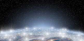 Muestra de cómo se vería la teletransportación cuántica