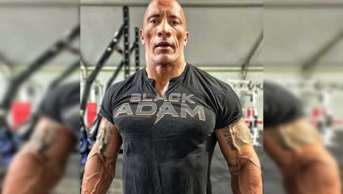 The Rock, Dwayne Johnson