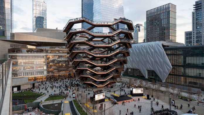 The Vessel en Nueva York