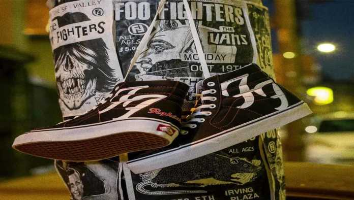 Vans de Foo Fighters