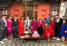 Programa del 25 aniversario de Ventaneando
