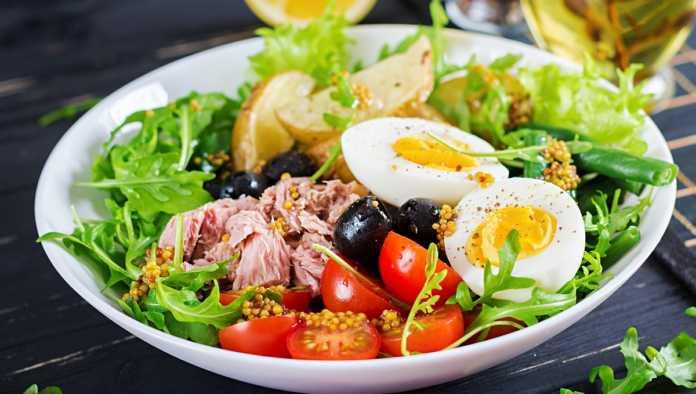 6 razones para comenzar una dieta mediterránea
