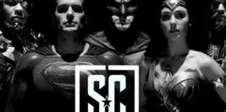 poster de justice league
