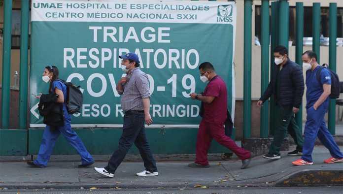 Se cumple un año del primer caso de Covid-19 confirmado en México
