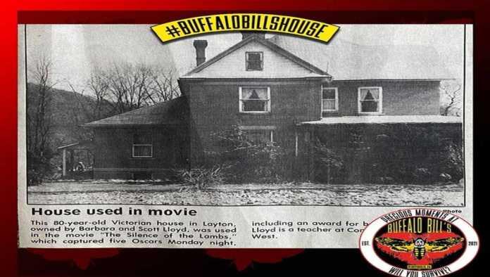 """Pronto podrías quedarte en la casa de Buffalo Bill de """"El Silencio de los Inocentes"""""""