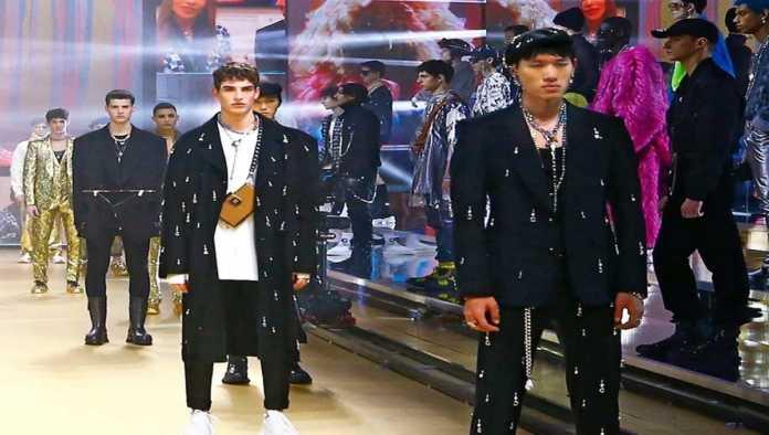 Dolce & Gabbana se inspira en TikTok para su nueva colección