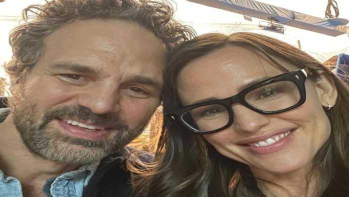 Mark Ruffalo y Jennfier Garner