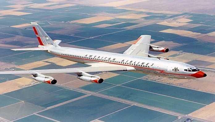 Piloto de American Airlines asegura haber visto un ovni sobre Nuevo México