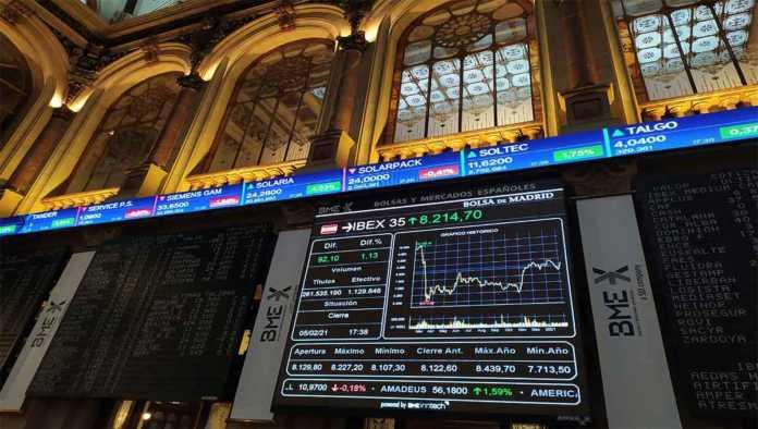 Tabulador de Wall Street