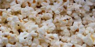 Palomitas para ver películas subtituladas