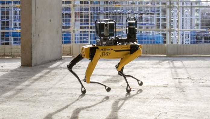 El perro robot de Boston Dynamics se une a la policía de Nueva York