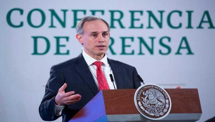López-Gatell advierte por posibles señales de rebrote de casos de Covid-19 a partir del sábado