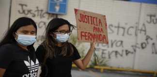 Protestan contra feminicidios
