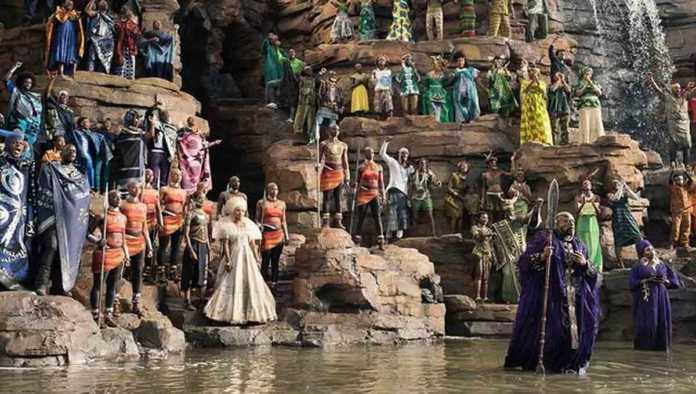 Wakanda, la nueva serie de Disney Plus basada en Black Panther