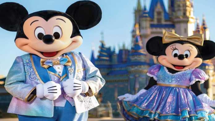 Walt Disney World celebrará 50 años con fiesta que durará hasta 2023