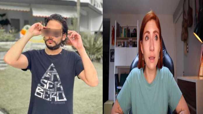 Arrestan al youtuber Rix acusado de tentativa de violación contra Nath Campos