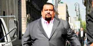 Cuauhtémoc Gutierrez ficha roja interpol