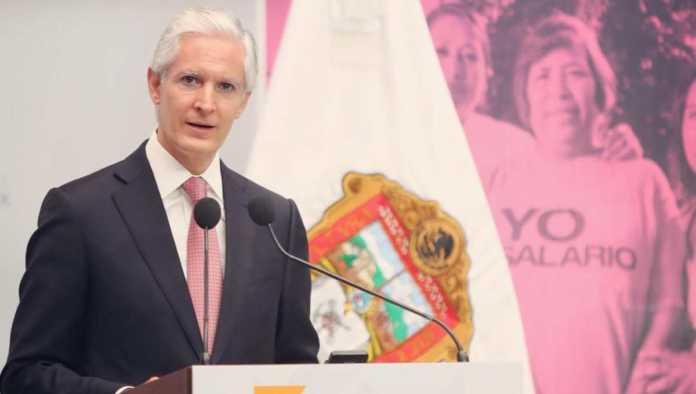 Gobernador Edomex, Alfredo del Mazo