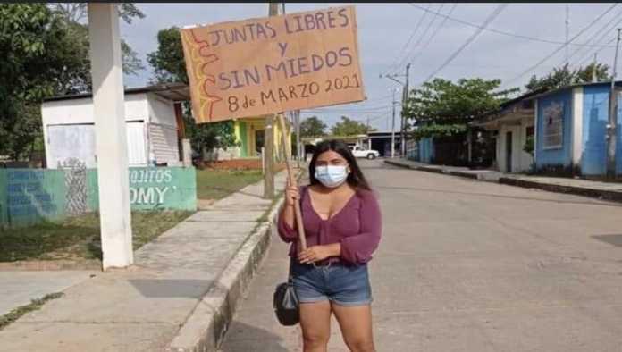 Astrid de Oteapan, Veracruz