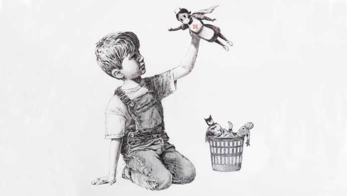 Game Changer de Banksy