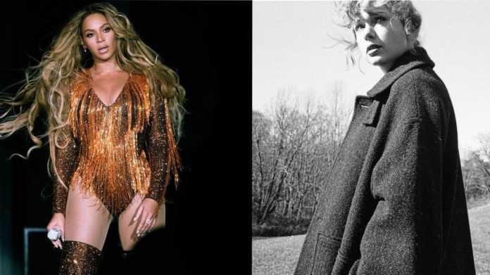 Beyoncé y Taylor Swift