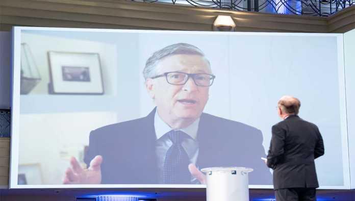 Bill Gates en entrevista