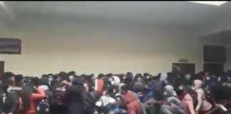 Estudiantes Universidad de Bolivia