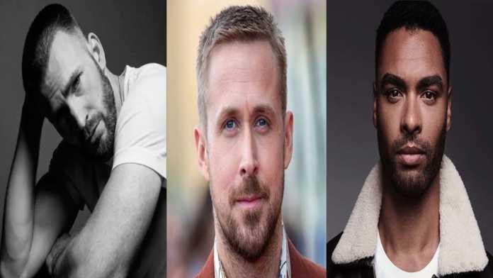 Chris Evans y Ryan Gosling