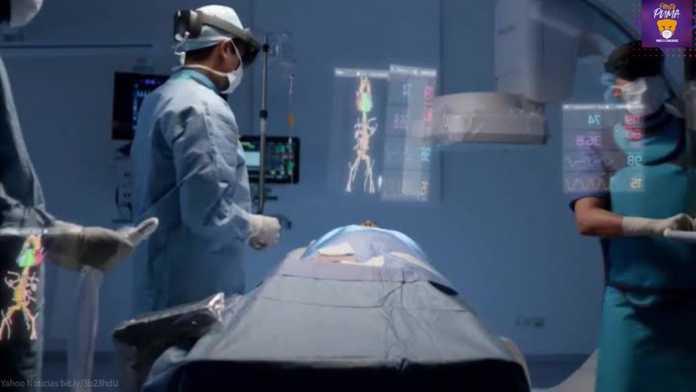 Cirugía mixta realizada por la UNAM