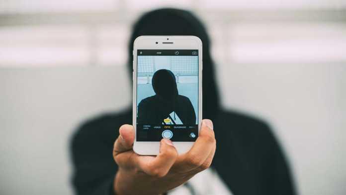 Selfie para sexting