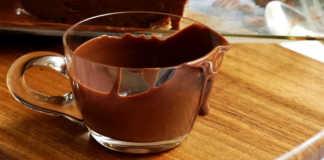 Crema de avellana casera
