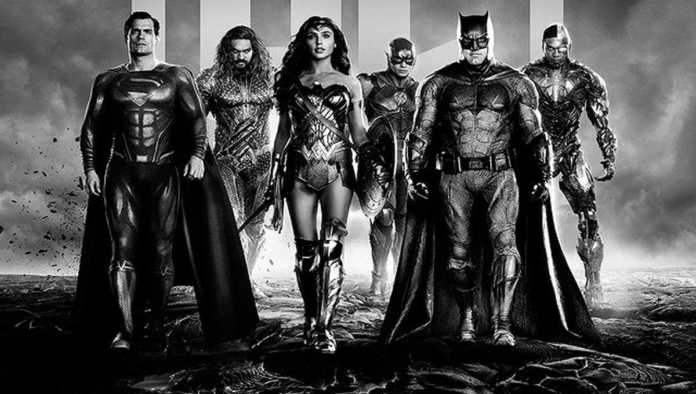 Póster de Justice League