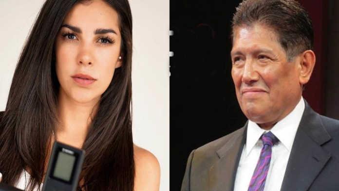Daniela Berriel y Juan Osorio
