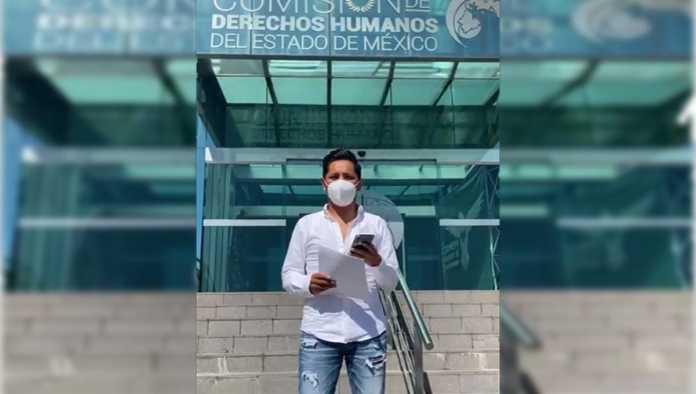 Yeudiel Torres, exfuncionario de Metepec