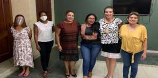 Candidatas afromexicanas de Oaxaca