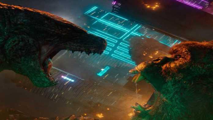 Godzilla y Kong