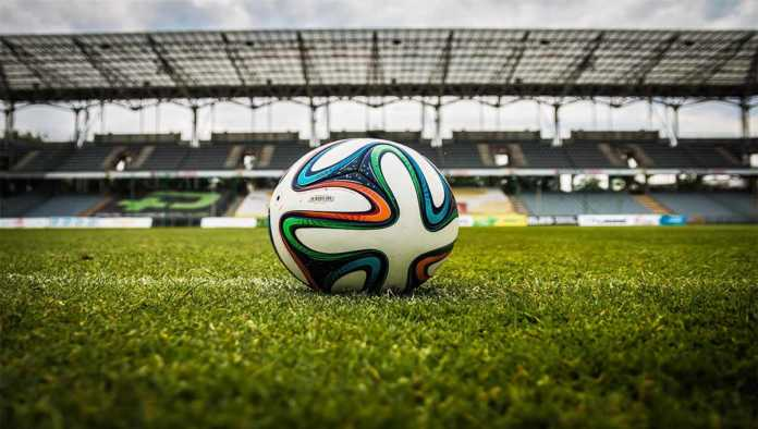 Estadio de futbol soccer