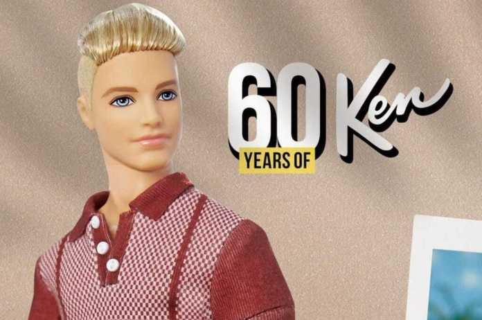 Ken luciendo versión original