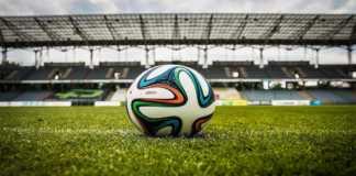 Balón de futbol soccer